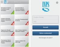 """Inps aggiorna la sua applicazione """"Servizi Mobile"""""""
