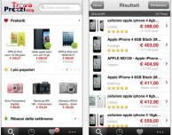L'app di TrovaPrezzi, vincitrice di Apps Day 2013, si aggiorna alla versione 5.0