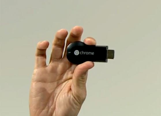 Chromecast: la chiavetta HDMI Android per guardare i filmati Youtube sulla TV sarà compatibile anche on iPhone