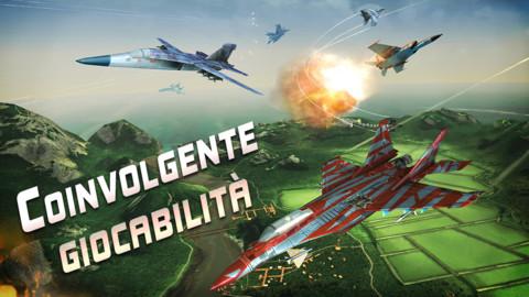 Sky Gamblers: Cold War, torna indietro nel tempo e diventa un asso dei cieli