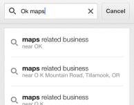 Come salvare le mappe offline con Google Maps 2.0