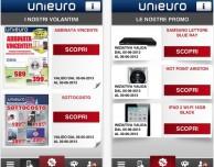 Unieuro presenta l'app con offerte e promozioni da scoprire su iPhone