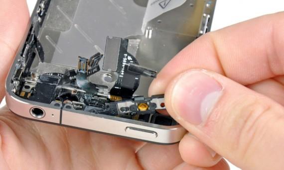 tasto accensione iphone 5 non funziona