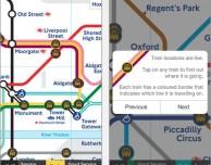 Viaggio a Londra? Non dimenticate l'app gratuita Tube Map Live