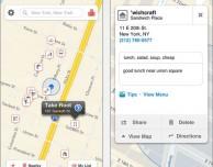 Salva i tuoi luoghi preferiti con l'app Capsule