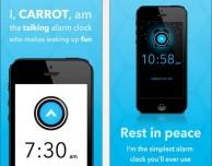 CARROT Alarm: la sveglia che si irrita se non scendi dal letto