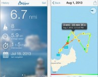 """Skipper: app """"tracking system"""" per monitorare il percorso in acqua"""