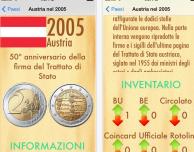 EuroCoins Album, l'app per i collezionisti di monete