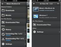 AirVideo HD, l'app per visualizzare in streaming e scaricare i film presenti sul tuo computer