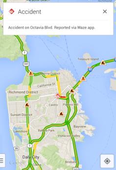 Su Google Maps arrivano gli aggiornamenti su traffico e lavori in corso presi direttamente da Waze!