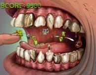 The Mouth of Madness: igiene dentale in un gioco gratuito per iPhone
