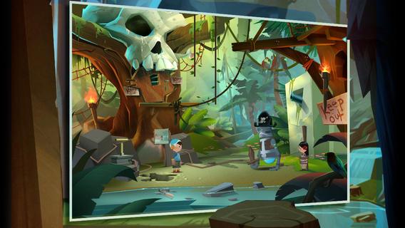 Fetch l avventura a cartoni animati di un bambino e del