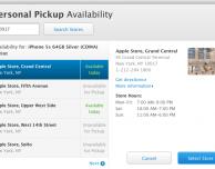 Apple riattiva il Personal Pickup In-Store per i nuovi iPhone