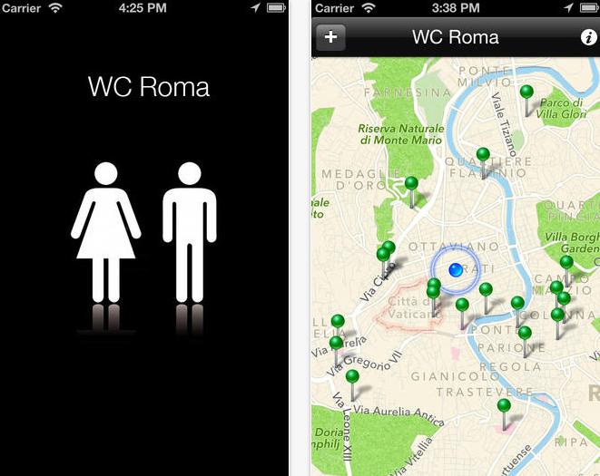 In bici per roma garbatella nuova vita per i bagni pubblici