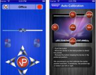Trasforma l'iPhone in un puntatore laser con vPointer