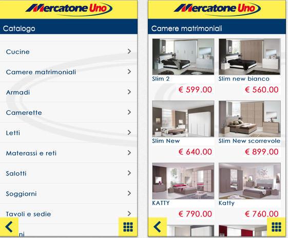 Letto Gonfiabile Mercatone Uno.L App Ufficiale Mercatone Uno Approda Su App Store Iphone Italia