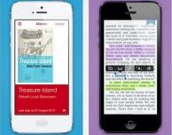 """eBook reader """"Marvin"""" ora disponibile anche per iPhone"""