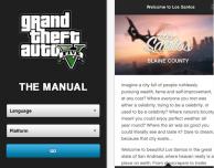"""Grand Theft Auto V: The Manual"" approda su App Store"
