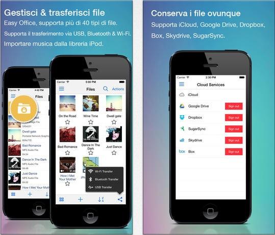File Hub iPhone pic0