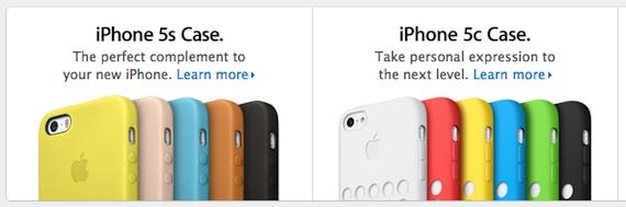 apple custodia in pelle iphone 5s