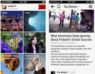 Segnalibri e altre novità nell'app Flipboard