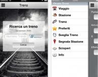 Orario Treni 3.0: nuove interfaccia e nuove funzioni