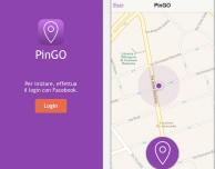 PinGO: scambia messaggi geolocalizzati con i tuoi amici