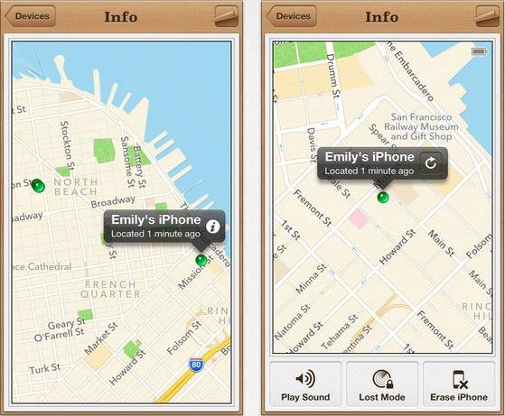 Trova il mio iPhone pic1
