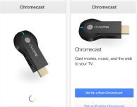 L'applicazione di Chromecast si aggiorna con il supporto ad oltre 20 lingue