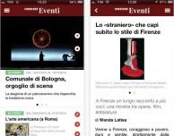 Corriere Eventi: l'app che ti segnala gli eventi culturali in Italia