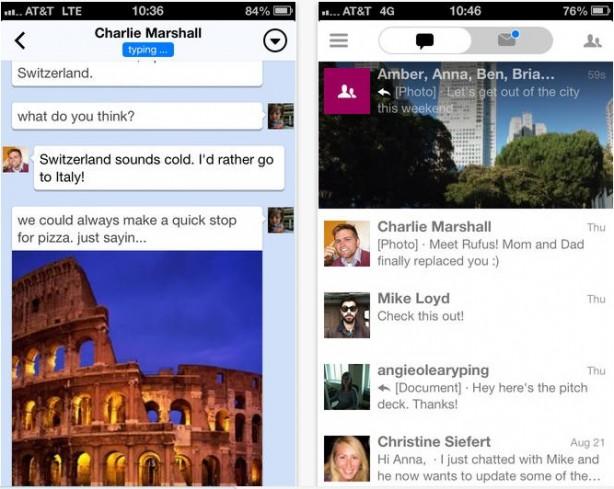 Hop, l'app che ti fa comunicare in modo diretto tramite indirizzo e-mail - iPhone Italia Blog