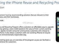 Il programma trade-in di Apple per permutare gli iPhone inizia anche in Gran Bretagna