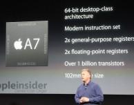 A7 di Apple, altro che marketing!