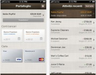 PayPal 5.1 disponibile su App Store