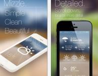 Mizzle: un'app meteo da non trascurare