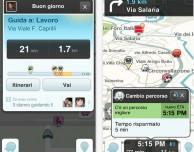 Waze si aggiorna con la ricerca vocale