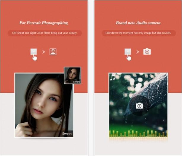 Camera360 Ultimate iPhone pic0