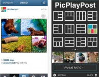 Crea bellissimi collage con foto e video grazie all'app gratuita PicPlayPost