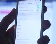 Come scoprire quali dita avete memorizzato nel Touch ID