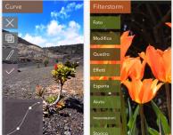 Modifica le tue fotografie con Filterstorm Neue