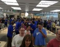Gli Apple Store vendono l'11% di tutti i telefoni cellulari negli USA