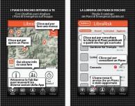 LibraRisk, una nuova app per la comunicazione del rischio