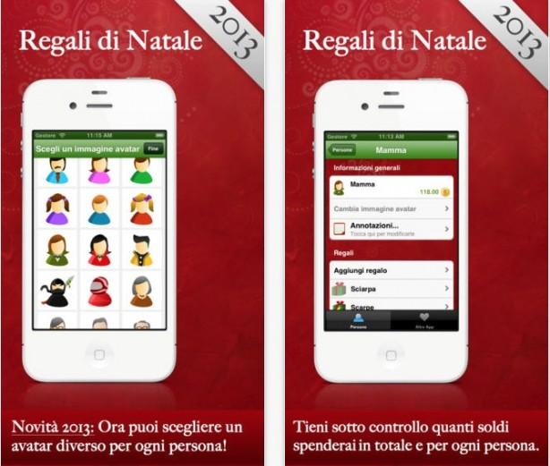 regali natale iphone 2013