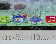 Drop Test di iPhone 5c: quanto è resistente alle cadute? – VIDEO