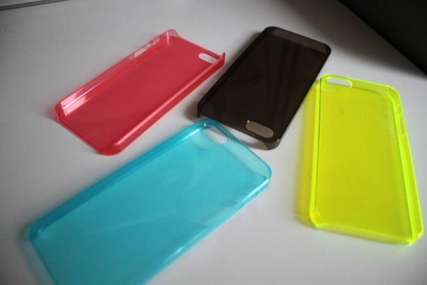 cover iphone 5s colorate