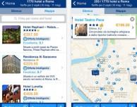 Booking.com si aggiorna con la grafica in stile iOS 7