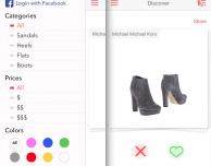 Stylect: trovare la scarpa perfetta