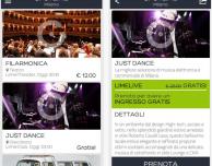 Spotlime: l'app per individuare i migliori eventi last-minute che si svolgeranno in zona entro le prossime 24-48 ore
