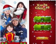 Xmas Camera: Festive Booth, l'app che permette di dare alle foto un'aria natalizia