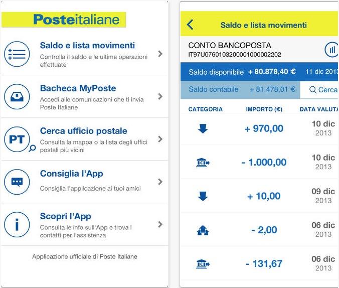 Accedi o Registrati - Poste Italiane